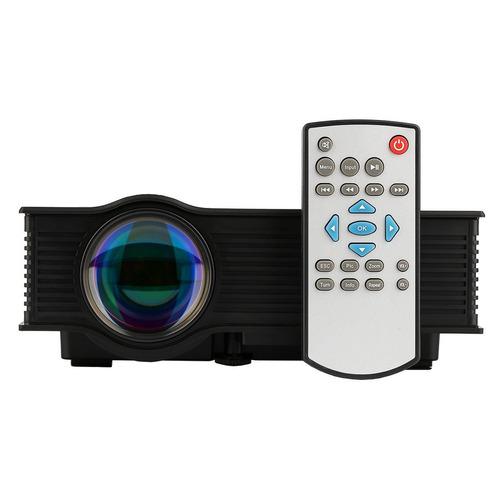 video beam proyector hdmi usb vga sd av dvd tv pc 3 en 1