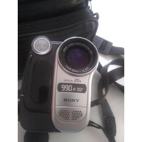 Video Camara 8 Sony Hi8 990x Optical20x Ccd-trv138