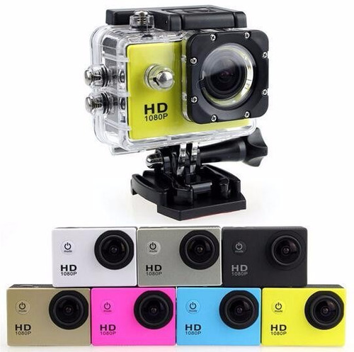 video camara a8 deporte hd 720p 5mp sumergible expandible