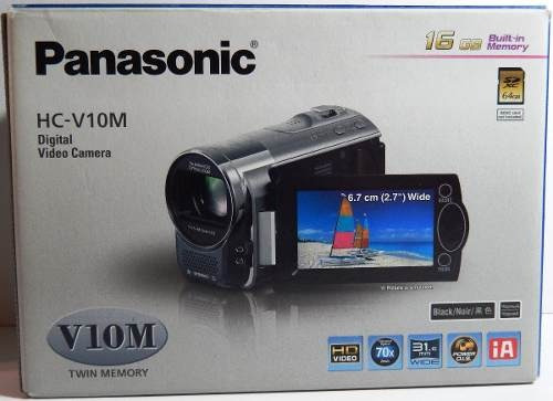 video camara camara digital panasonic
