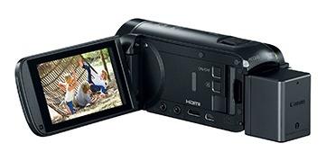 video camara canon vixia hf r800 new + memoria 16gb clase 10