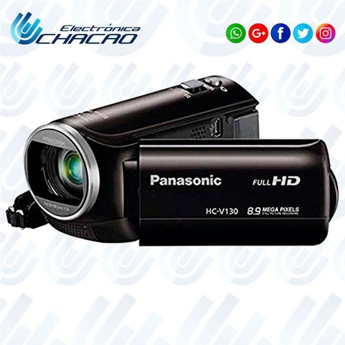 video camara digital panasonic alta definición