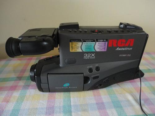 video cámara digital rca con todos sus accesorios usada