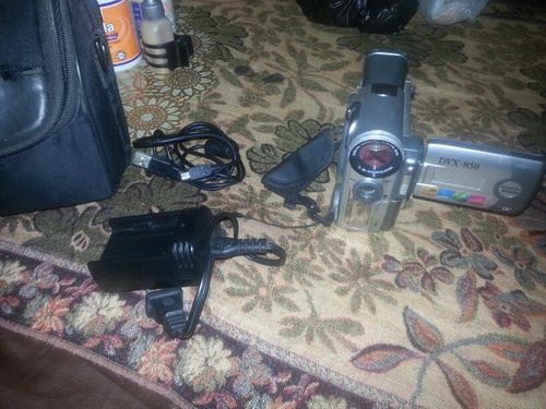 video camara filmadora dvx  850 12.0 mp