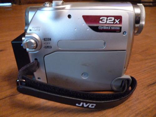 video camara filmadora jvc gr-d370u nueva
