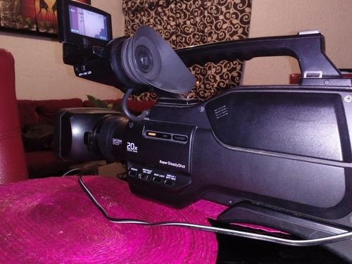 video camara/ fotografica. profesional sony hdv 1080i