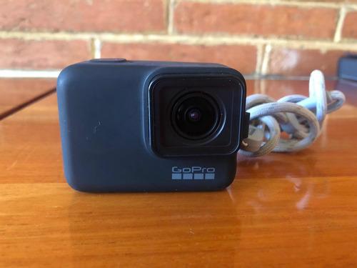 video cámara go pro hero 7 black