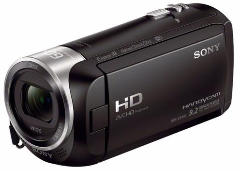 video camara handycam® cx440 con sensor cmos exmor r®