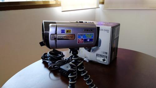 video camara handycam dcr-sx65