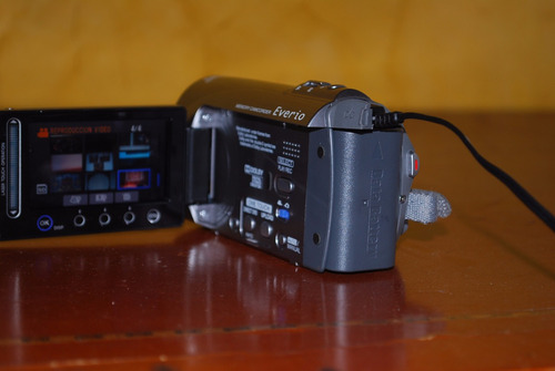video camara  jvc everio gz - ms 100