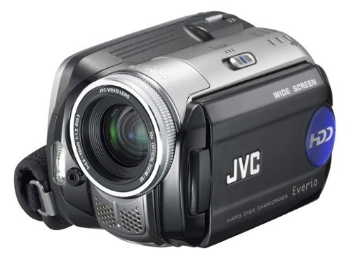 video camara jvc everio gzmg77 2.0mp ccd 30gb hdd 10x op 104