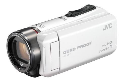 video camara jvc everio r built-in memory 32gb gz-r400-w 110