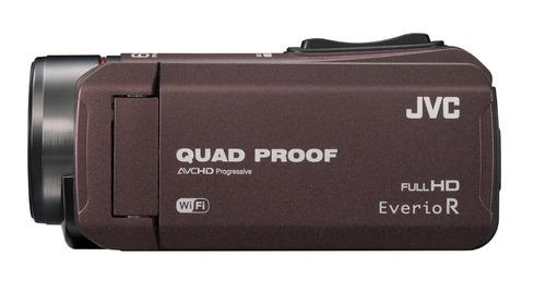 video camara jvc everio r wi-fi support built-in memory 115