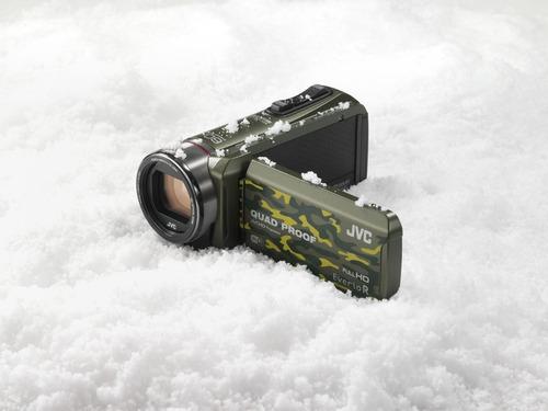 video camara jvc everio r wi-fi support built-in memory 119