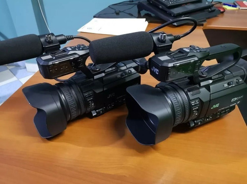 video camara jvc gy-hm200 4k directa 10/10