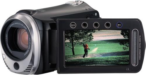 video camara jvc gz-hm300 dual slot high definition