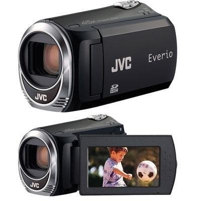video camara jvc gz-ms110 everio flash memory vellstore