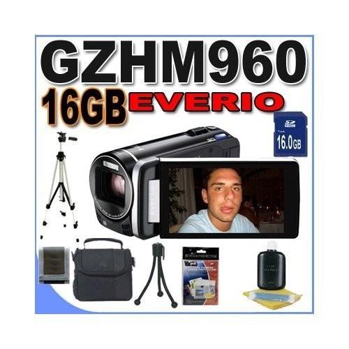 video camara jvc gzhm960bus gzhm960 10x optical zoom and 134