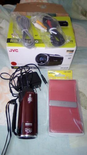video camara jvc hd everio gz-e10