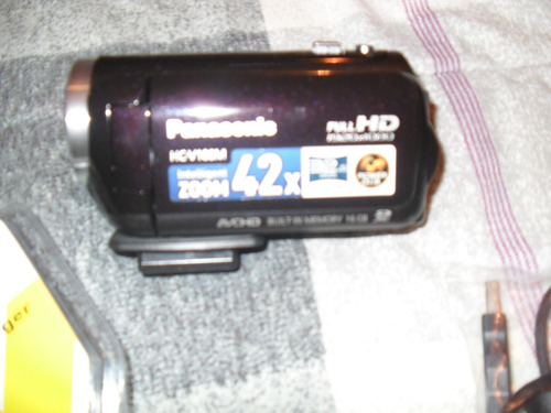 video camara panasonic