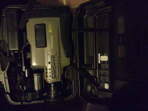 vídeo cámara panasonic ag 456 pro line