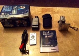 video camara panasonic speed dx.8 10.0 mxp
