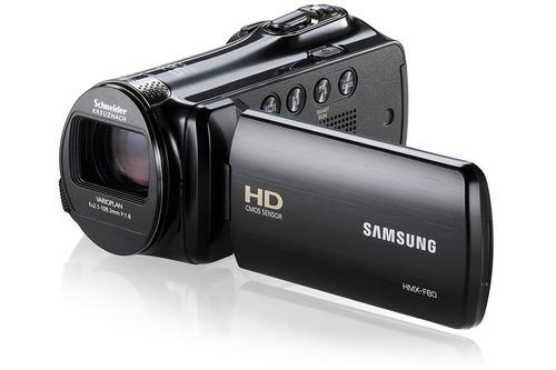 video cámara samsung hmx-f80 con memoria 4gb.nueva