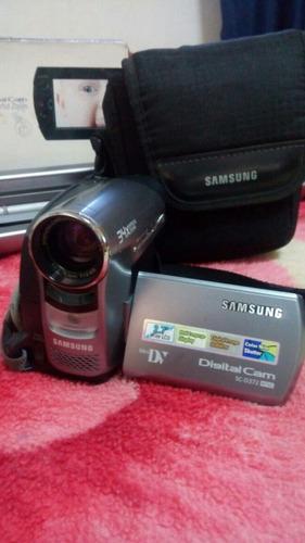 video camara samsung minidv sl-d372