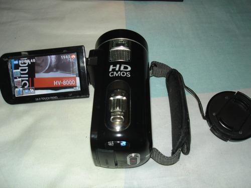 video camara siragon full hd hv-8000