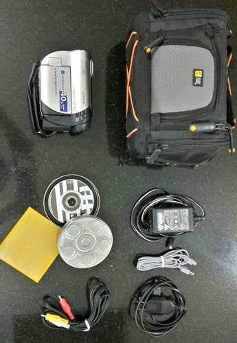 video camara sony handycam dcr dvd 108