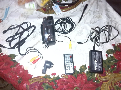 video camara sony handycam dvd dcr305