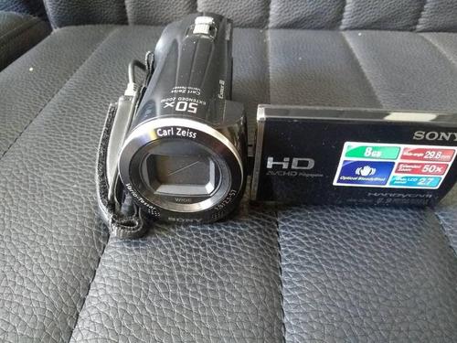 video camara sony handycam full hd 1080 8.9 mp 8 memoria