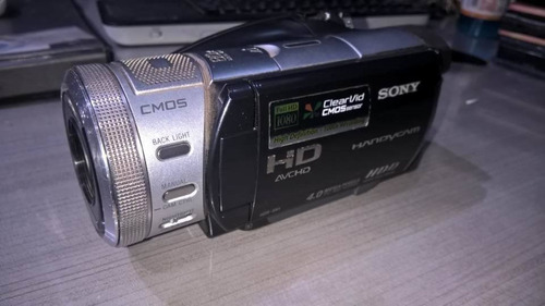 video camara sony hdr sr-1