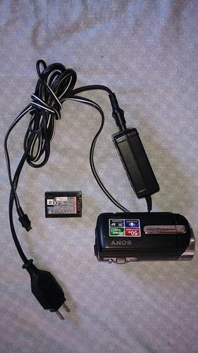 video camara sony modelo dcr-sx20