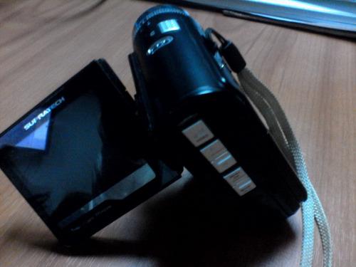 video camara supratech natural tecnology