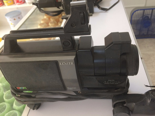 video camara zenith new vicom (vintage)