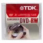 Mini Dvd Rw Marca Tdk 30min