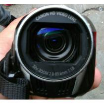 Vendo O Cambio Camara Cannon Vixia Hd Como Nueva Cero Detal