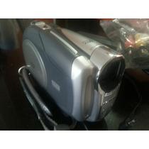 Videocamara Filmadora Canon Dc210 35x Zoom Poco Uso