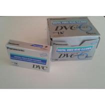 Cassete De Limpieza Mini Dv Panasonic