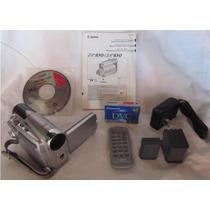 Cámara Videocámara Digital Canon Zr850 Mini Dv Y Sd