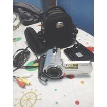 Camara Filmadora Sony Hamdycam Modelo # Dcr-sr42