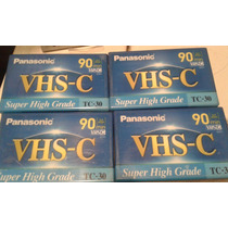 Cinta Vhs-c 90min