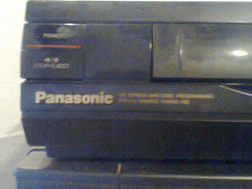 video cassetera panasonic omnivision