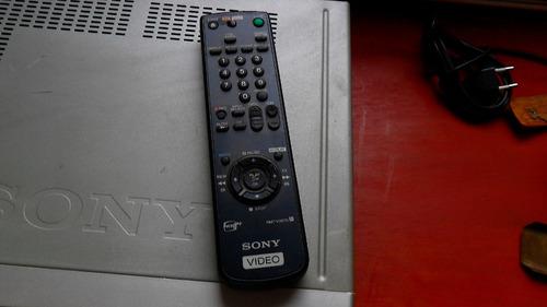 video cassette sony - 4 cabeças