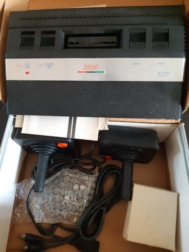 video compatible 2600 repro atari completo nuevo cib new