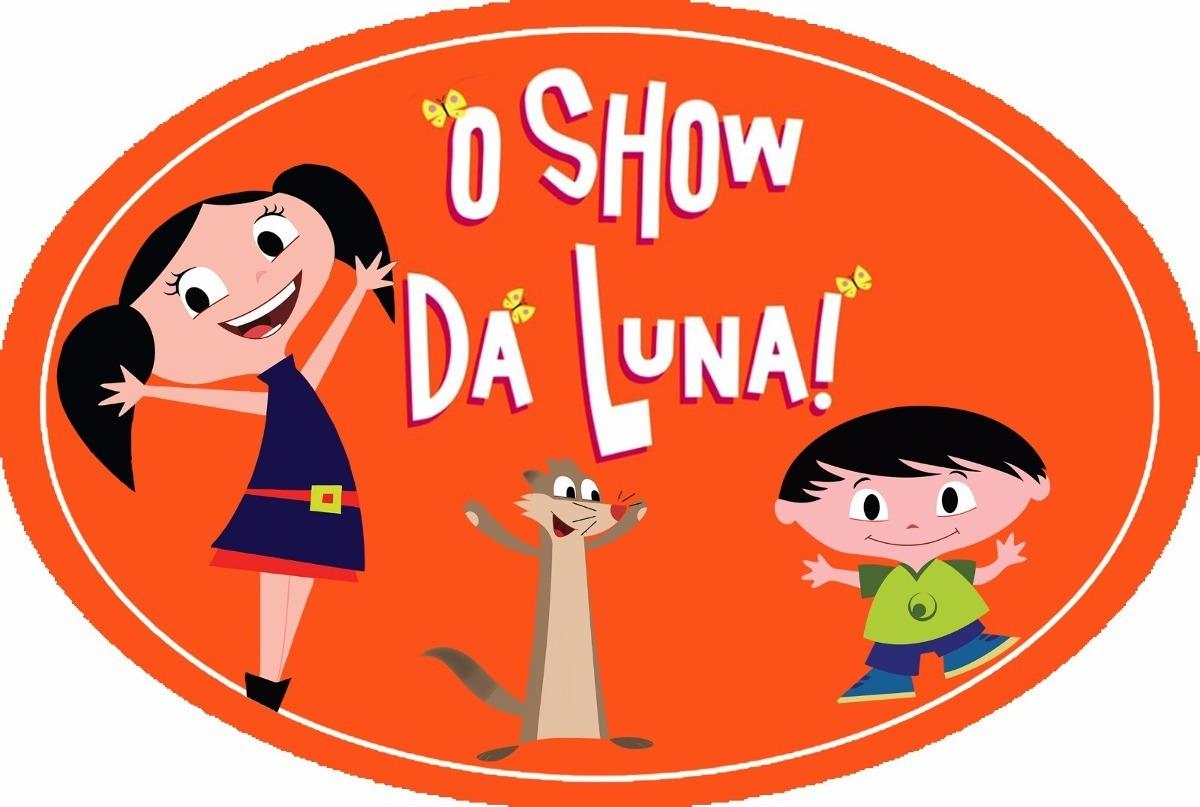 Vídeo Convite Virtual Animado Aniversário Show Da Luna R 9999