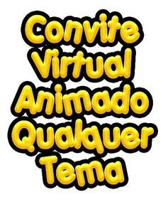 Convite De Aniversario Clave De Sol No Mercado Livre Brasil
