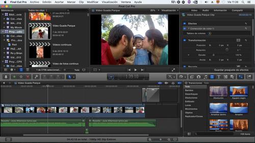 video de fotos para cumpleaños, bautismos, casamientos