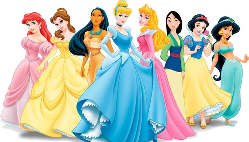 vídeo en 3d cumpleaños para niñas princesas